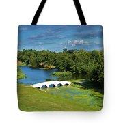 A Beautiful British Landscape Tote Bag