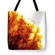 A Beautiful Fall Day Tote Bag