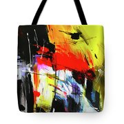 A Beautiful Soul Emerges From A Dark Place Tote Bag