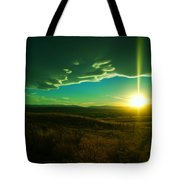 A Beautiful Sunset Tote Bag