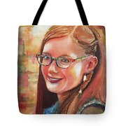 A Beauty Tote Bag