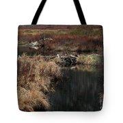 A Beaver's Work Tote Bag