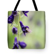 A Bee In Your Monkhood? Tote Bag