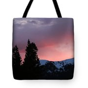 The Beginning Of A Beautiful Day Tote Bag