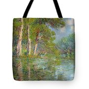 A Bend In The Eure Tote Bag