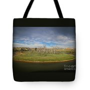 A Bend In The River Tote Bag