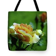 A Benton City Rose  Tote Bag