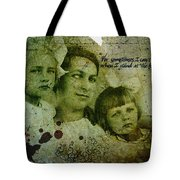 A Better Life #3 Tote Bag