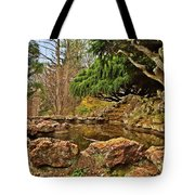 A Better Place - Deep Cut Gardens Tote Bag