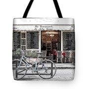A Bicycle In Paris Tote Bag