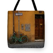A Bike In Rome Tote Bag