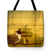 A Bird In New Orleans Tote Bag