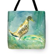 A Bird Tote Bag