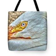 A Bird's Eye View Tote Bag by Michael Garyet