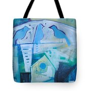 A Birds Life Tote Bag