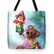 A Birthday Clown For Miki De Goodaboom Tote Bag