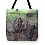 A Bit Of History Tote Bag