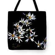 A Black And White Study Tote Bag