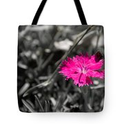 A Bloom Of Color Tote Bag