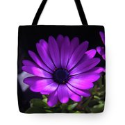 A Blue Bloomer  Tote Bag