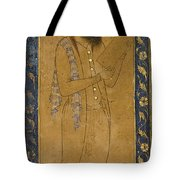 A Blue-eyed Dervish Tote Bag