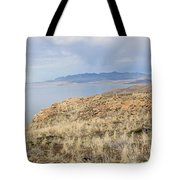 A Blue Sky Day 3 Tote Bag