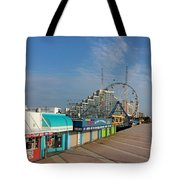 A Boardwalk Tote Bag