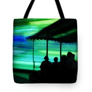 A Boat Ride Through Time Tote Bag