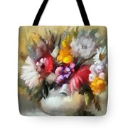 A Bouquet For Caitlin Tote Bag