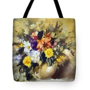 A Bouquet For Elizabeth Tote Bag