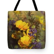 A Bouquet Of Spring  Tote Bag