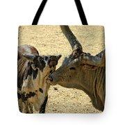 A Bovine Love Tote Bag