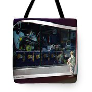 A Boy Can Dream - Use Red-cyan 3d Glasses Tote Bag