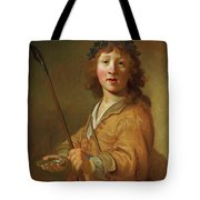 A Boy In The Guise Tote Bag