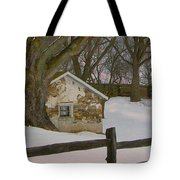 A Brandywine Winter Tote Bag