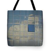 A Break In The Weather Tote Bag