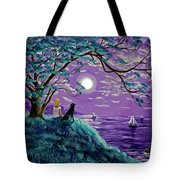 A Breeze From The Bay Tote Bag