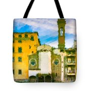 A Breeze Over Florence Tote Bag