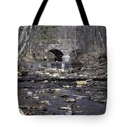 A Bridge Among Us Tote Bag
