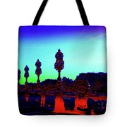 A Bridge Darkly 1 Tote Bag