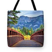 A Bridge To Beauty Tote Bag
