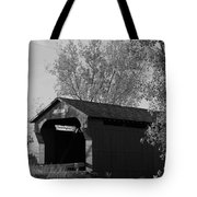 A Bridge To The Past Tote Bag