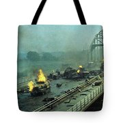 A Bridge Too Far Publicity Photo Number 1 1977 Tote Bag