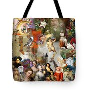 A Brief History Of Women And Dreams Tote Bag