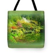 A Bright Garden Tote Bag
