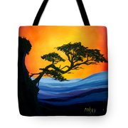 A Brilliant Bonsai Tote Bag