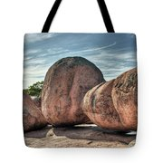 A Bunch Of Bolders Tote Bag
