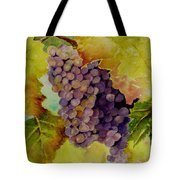 A Bunch Of Grapes Tote Bag