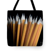 A Bunch Of Pencils Tote Bag
