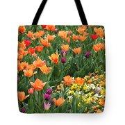 A Burst Of Spring Color Tote Bag